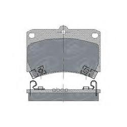 Колодки торм.FR (SCT) SP131