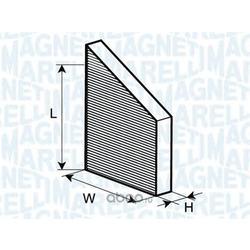 Фильтр, воздух во внутренном пространстве (MAGNETI MARELLI) 350203062100