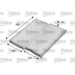 Фильтр, воздух во внутренном пространстве (Valeo) 715520