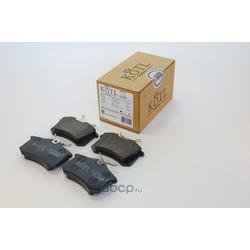 Колодки тормозные AUDI 96-/CITROEN 99-/RENAULT 98-/PEUGEOT 00-/VW 95- задние (KOTL) 1330KT