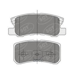 Колодки торм.RR (SCT) SP343