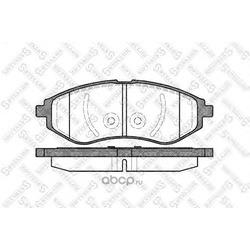 Комплект тормозных колодок (Stellox) 997000SX