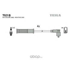 Комплект высоковольтных проводов (TESLA) T921B