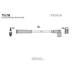 Комплект проводов зажигания (TESLA) T527B