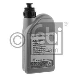 Трансмиссионное масло (для коробки передач и дифференциала заднего моста) (Febi) 32590