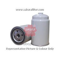 Фильтр топливный (Sakura) FC28190
