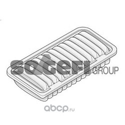 Воздушный фильтр (PURFLUX) A1313
