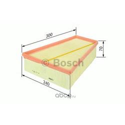Фильтр воздушный MONDEO 1.6/2.0 (Bosch) F026400109