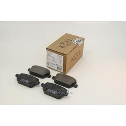 Колодки тормозные Ford Galaxy 06- Mondeo 07- Volvo S80 II XC70 II FREELANDER 06- (KOTL) 1732KT