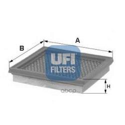 Воздушный фильтр (UFI) 3021200