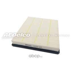 Воздушный фильтр двигателя (ACDelco) 19347469