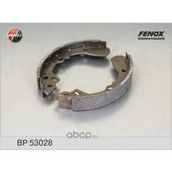 Комплект тормозных колодок (FENOX) BP53028