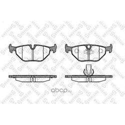 Комплект тормозных колодок (Stellox) 276015BSX