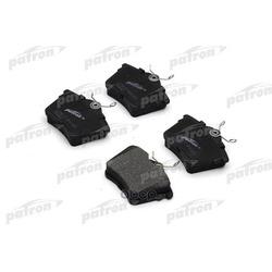 Колодки тормозные дисковые задн PEUGEOT: 407 04-, 407 SW 04-, 407 купе 05-, 607 00- (PATRON) PBP1727