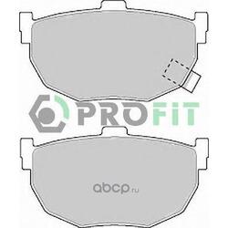 Комплект тормозных колодок (PROFIT) 50000638