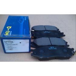 """Колодки тормозные передние """"""""Hi-Q (Sangsin brake) SP1156"""