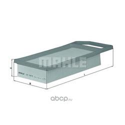 Воздушный фильтр (Mahle/Knecht) LX1619