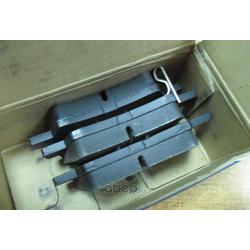 Комплект тормозных колодок (Mando) MPK37