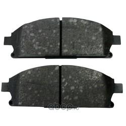 Колодки тормозные передние (Dextrim) IK1510050