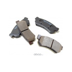 Комплект тормозных колодок (Parts-Mall) PKC022