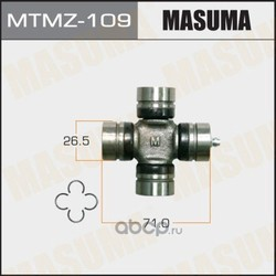 Крестовина вала карданного (Masuma) MTMZ109