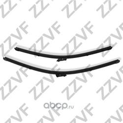 Щетки стеклоочистителя переднего (комплект - 2 шт.) (ZZVF) ZVL8R