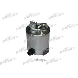 Фильтр топливный RENAULT: GRAND SCENIC 05-, MEGANE II 05-, MEGANE II Coupe-Cabriolet 05-, MEGANE II седан 05-, MEGANE II универсал 05-, SCENIC II 05- (PATRON) PF3199
