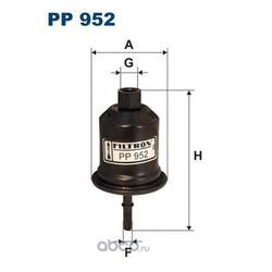 Фильтр топливный Filtron (Filtron) PP952