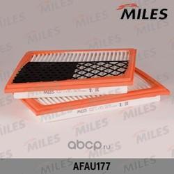 Фильтр воздушный MB W204/211/463/164/251 2.8D-3.2D 05- (упак.2шт.) (Miles) AFAU177