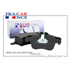 Колодка дискового тормоза перед (Francecar) FCR30B012