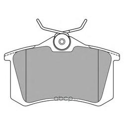Комплект тормозных колодок, дисковый тормоз (FREMAX) FBP057501