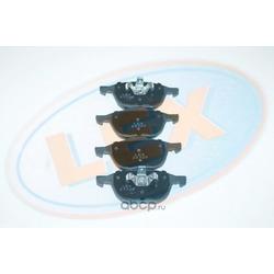 Колодки тормозные передние (Lex) 23723