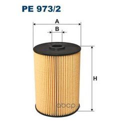 Фильтр топливный Filtron (Filtron) PE9732
