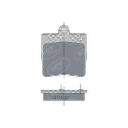 Колодки торм.RR (SCT) SP247