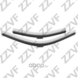 Щетки стеклоочистителя переднего (комплект - 2 шт.) (ZZVF) ZVMW247