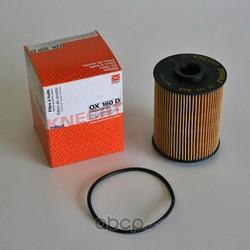 Масляный фильтр (Mahle/Knecht) OX160D