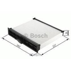 Фильтр, воздух во внутреннем пространстве (Bosch) 1987432158