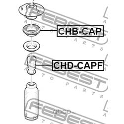 Подшипник опоры переднего амортизатора (Febest) CHBCAP