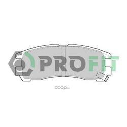 Комплект тормозных колодок (PROFIT) 50000803