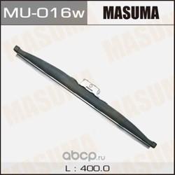Щетка стеклоочистителя каркасная Basic (Masuma) MU016W