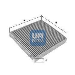 Фильтр, воздух во внутренном пространстве (UFI) 5414200