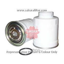 Фильтр топливный (Sakura) FC1112