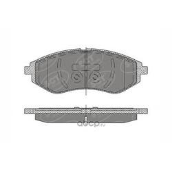 Колодки торм.FR (SCT) SP290