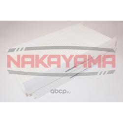 Фильтр салона комплект BMW 5 03-, 5 TOURING 04-, 6 (NAKAYAMA) FC102NY