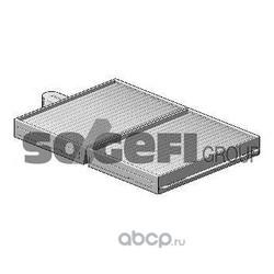 Фильтр, воздух во внутренном пространстве (PURFLUX) AH295