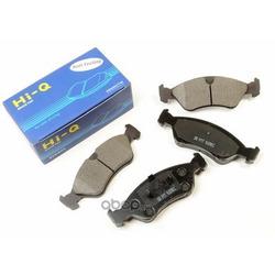 КОЛОДКИ ТОРМОЗНЫЕ ПЕРЕДНИЕ (Sangsin brake) SP1044