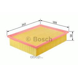 Воздушный фильтр (Bosch) 1457433535