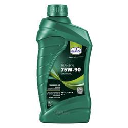 Масло трансм. МКПП,МОСТ синтетика, 75W-90 GL-3,GL-4,GL-5,TM-1 1л (EUROL) E1100751L
