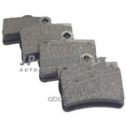 Колодки тормозные дисковые задние, комплект (JP Group) 1363700710