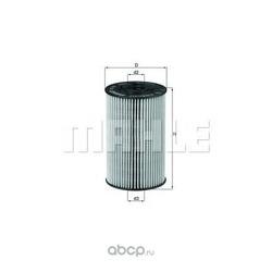 Фильтр масляный (Alco) MD485